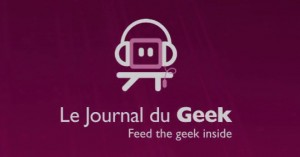Logo Journal du geek